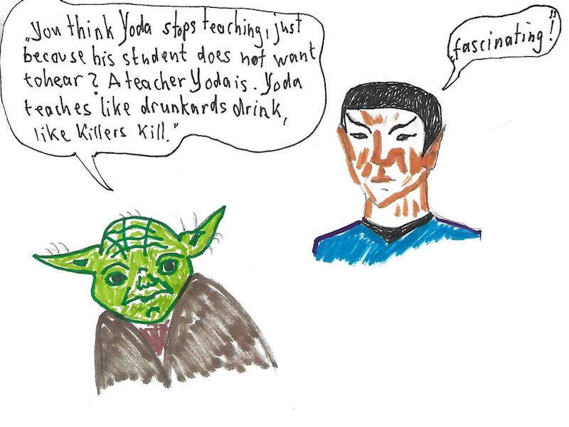 Yoda Englisch lernen